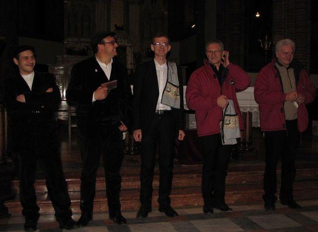 Sardi e Piemontesi in concerto in favore della Casa Ruth ...