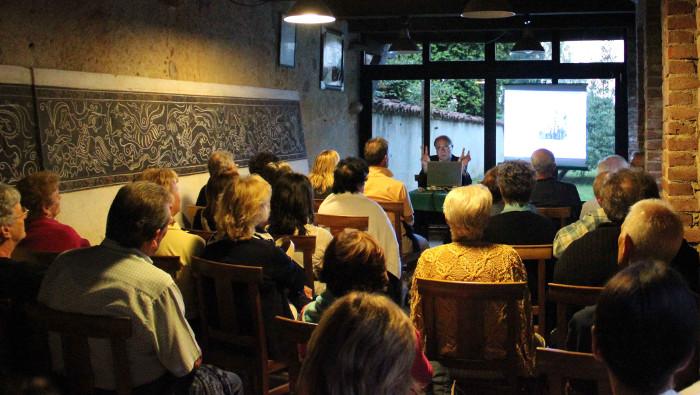 Hortus Otii, conferenza di Battista Saiu