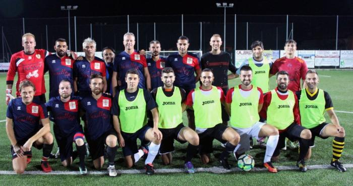 Su Nuraghe Calcio Biella e Pizza Flash
